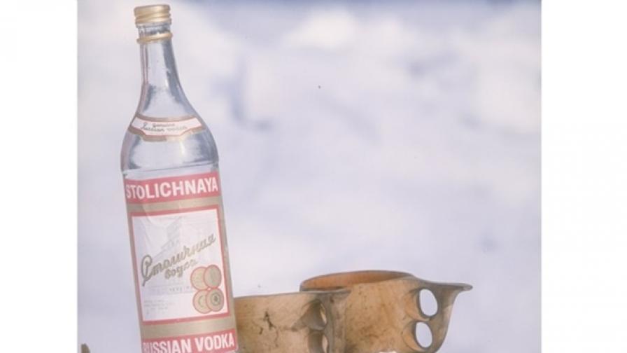 Руснаците намалиха пиенето