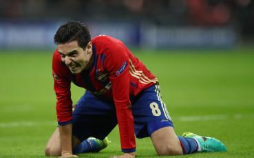 Георги Миланов с първи гол за новия си тим