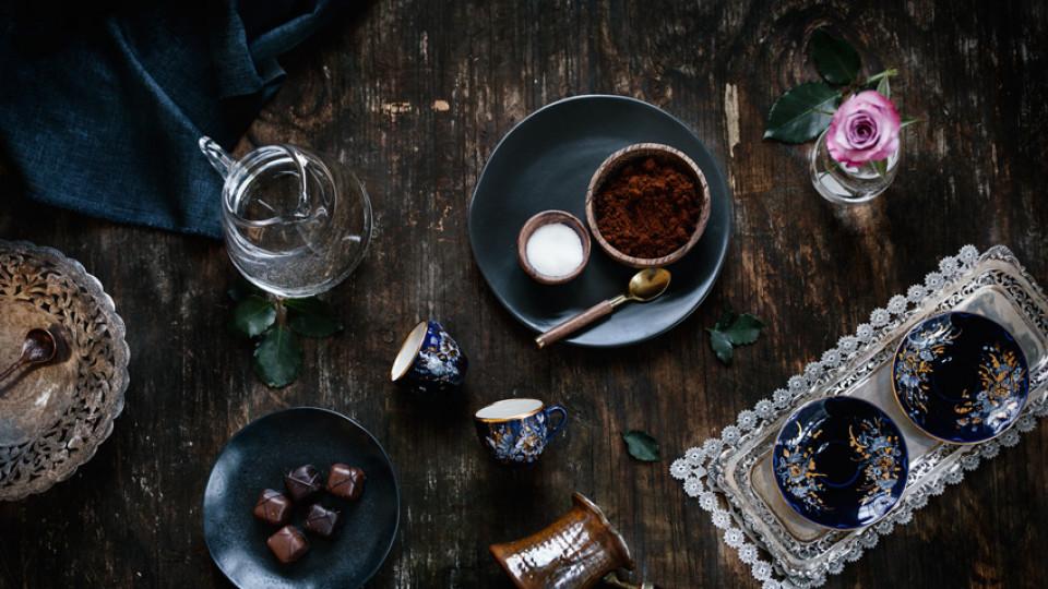 Как да направим божествено турско кафе у дома