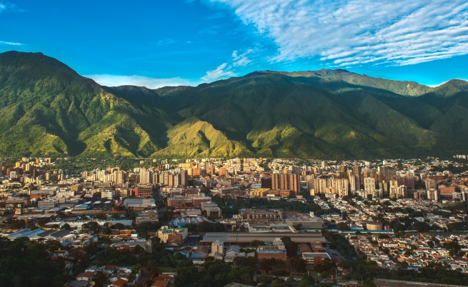 Каракас е столицата на?