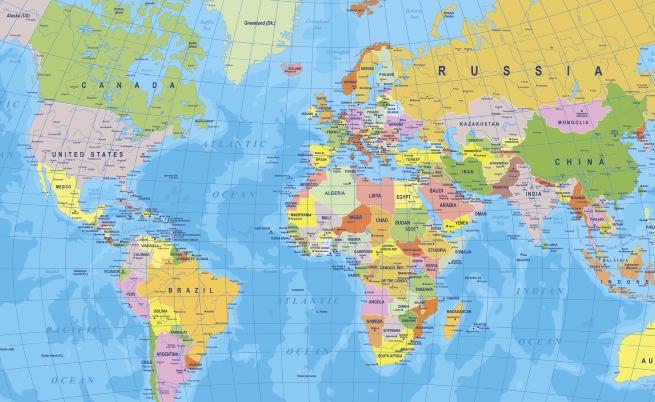 Колко държави има в света?