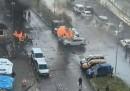 Нов атентат в Турция - кола бомба се взриви в Измир