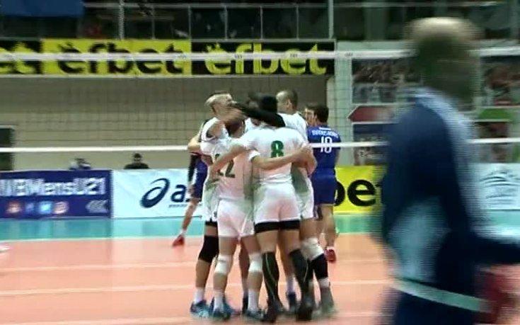 България започна с обрат квалификацията за Световно