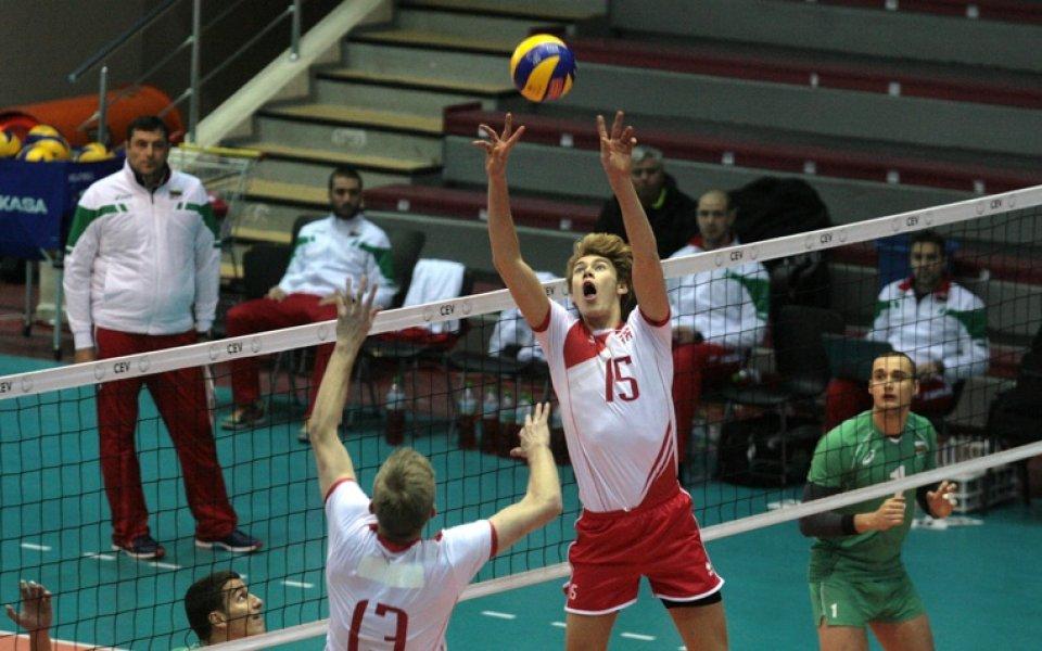 Младите ни волейболисти спечелиха световна квалификация