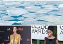 """Модните издънки на наградите """"Златен Глобус"""" и още..."""