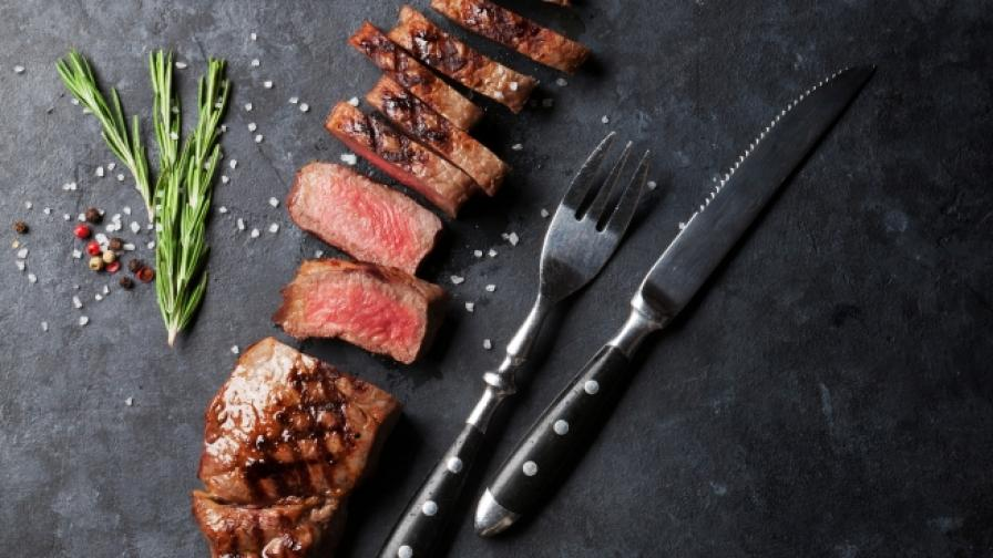 Прекалената консумация на червеното месо може да бъде опасна