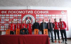 Локо  Сф представи четирима нови, чака двама от Левски
