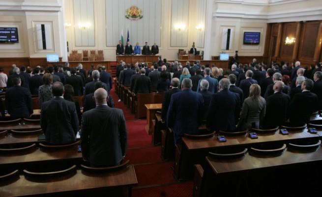 "Какво решиха депутатите за референдума, АЕЦ ""Белене"" и геноцид"