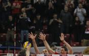 ЦСКА победи Амрисвил в първа среща от 1/16-финалите в турнира за купата на CEV<strong> източник: lap.bg</strong>