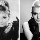 Българка се върна 56 години назад и стана Одри Хепбърн
