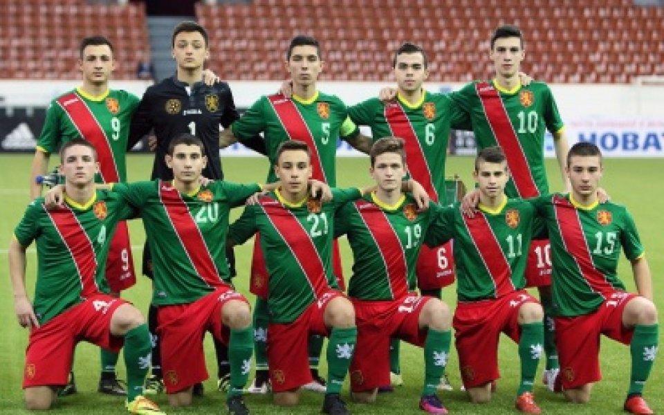 Юношите ни с тежко поражение от Гърция, но на четвъртфинал в Санкт Петербург