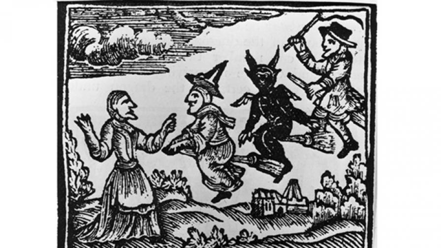 Най-ужасният лов на вещици е бил в Испания, не в Салем