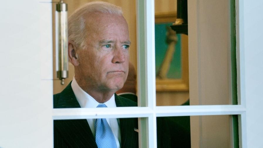 Защо Обама разплака вицепрезидента си Джо Байдън