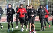 Петър Занев и Амкар с първи тренировки в Турция