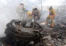 """Турски товарен самолет """"Боинг""""747 се разби върху жилищна сграда в столицата на Киргизстан и буквално я смаза. Световни агенции съобщиха, че загиналите са най-малко 37 души, а още 8 са откарани в болница с различни наранявания."""