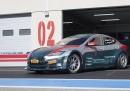 2,1 сек от 0 до 100 км/ч от състезателния Model S