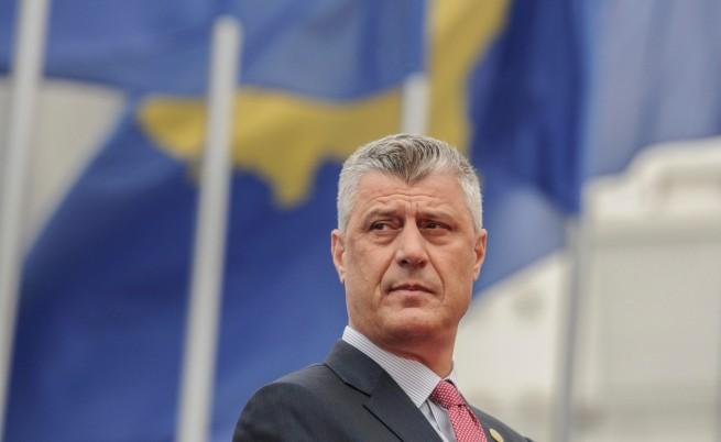 Хашим Тачи: Сърбия иска да анексира Косово по кримския модел