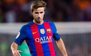 Барселона изпрати халф в Лас Палмас