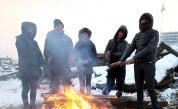 <p>Хванаха 34 нелегални мигранти в района на АМ &bdquo;Тракия&rdquo;</p>