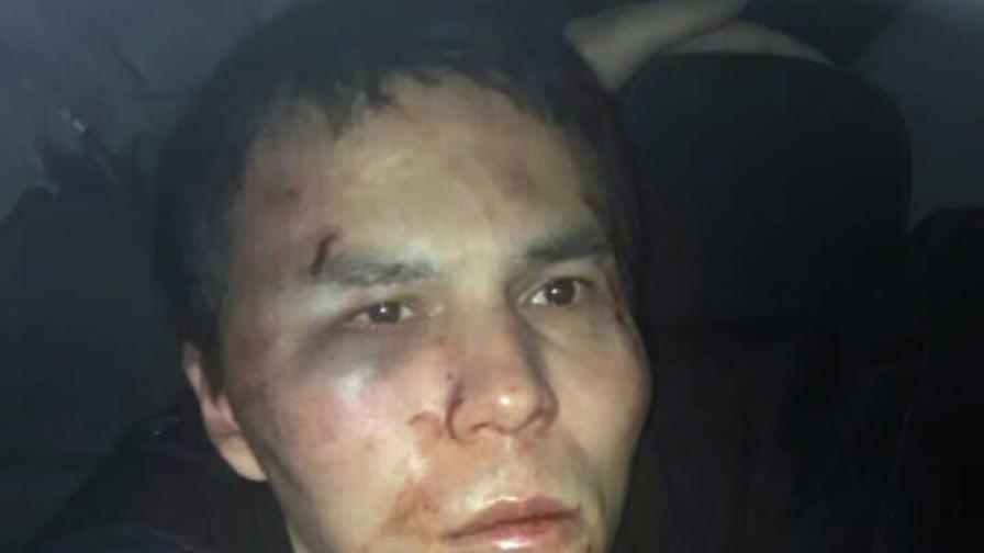 """Атентаторът от """"Рейна"""" искал да взриви площад Таксим"""