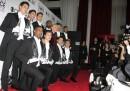 """Елън ДеДженерис на церемонията по раздаването на наградите """"Изборът на публиката"""""""