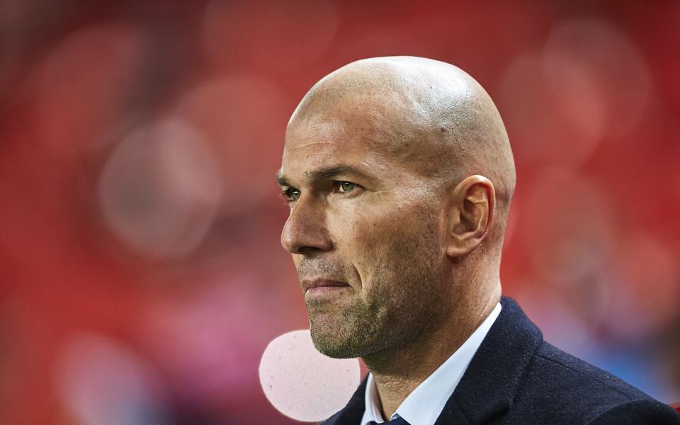 Зидан: Роналдо може да бъде заменен, както всеки друг