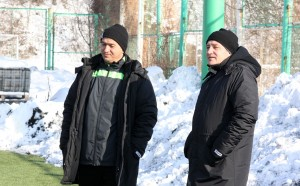 Спасов: Карачанаков е класен футболист и се надявам да ни помогне