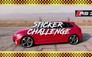 I #dare you: Убийствено бърз Хипер-хеч - Audi RS3