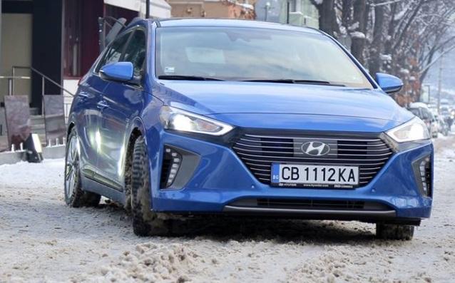 Hyundai Ioniq<strong> източник: Hyundai </strong>
