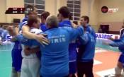 Пирин с категорична победа над Добруджа във волейболното първенство
