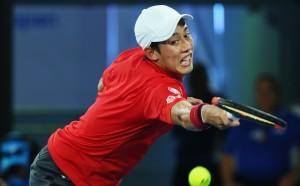 Нишикори се класира за четвъртфиналите в Маями