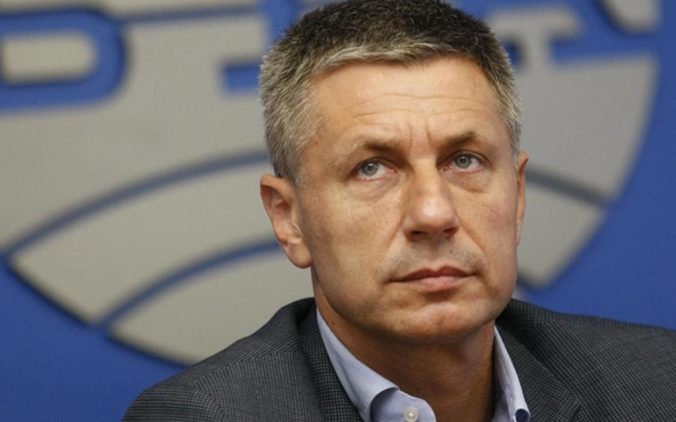 Верона приветства Радо Стойчев