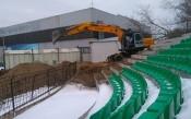 Стадион Тича готов на 10 юни, слагат най-скъпото осветление