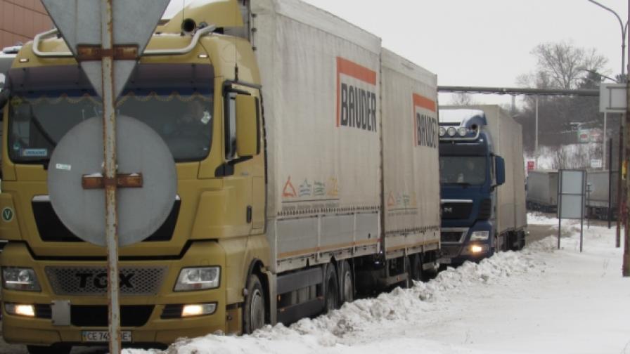 "Архив: Граничен пункт ""Дунав мост"""
