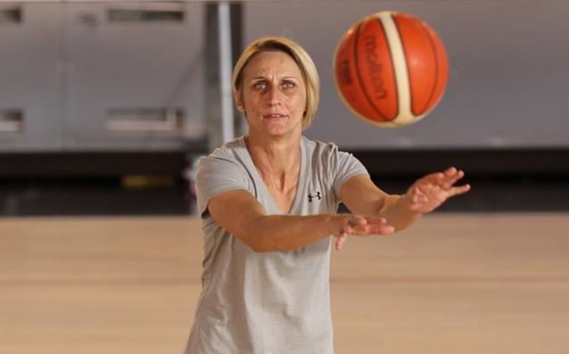 Десислава Ангелова източник: БФБаскетбол/Личен архив