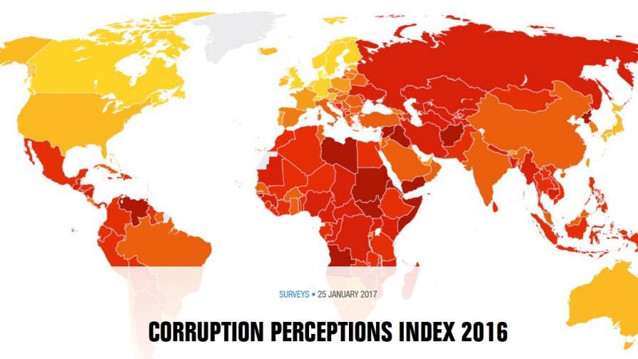 България - най-корумпирана в ЕС и се влошава
