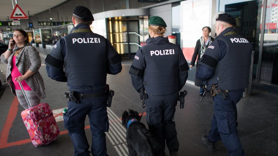 ДАНС следил задържания за тероризъм българин в Австрия