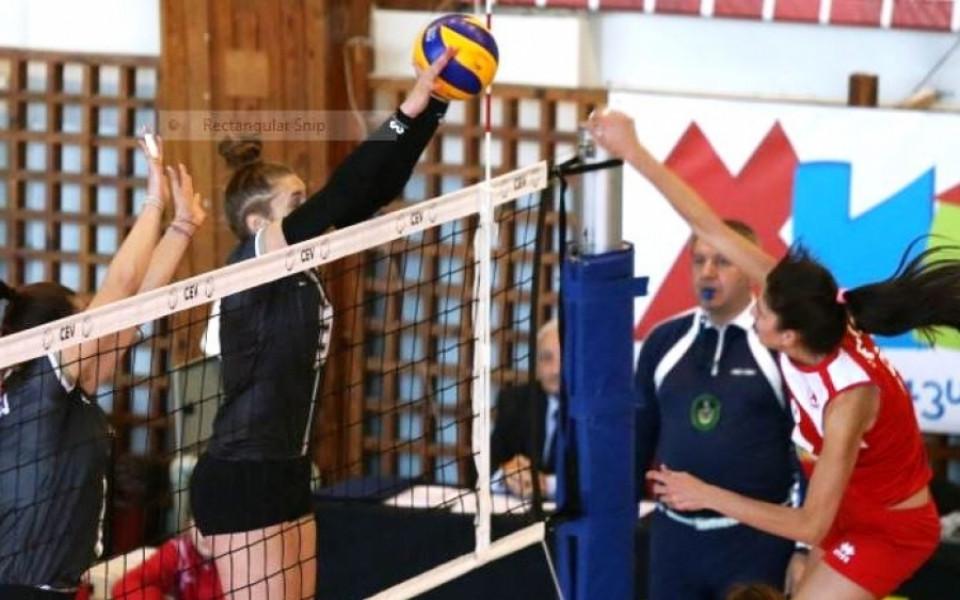 Столично дерби открива втория полусезон в женския волейбол