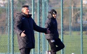 Ераносян: В тези контроли искам футболистите само да играят