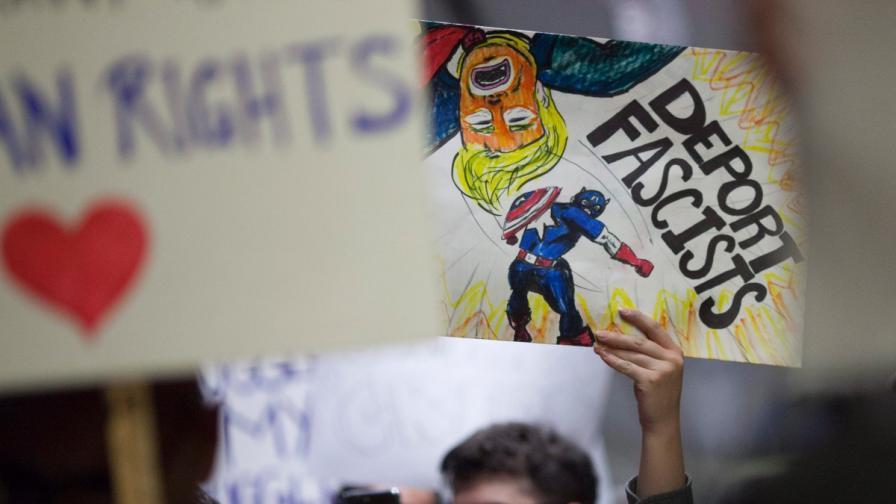 Съдия се опълчи на Тръмп за имиграцията