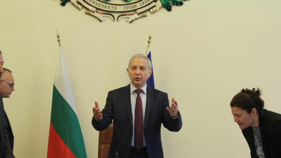 """Герджиков нареди ревизията на """"Борисов"""", 30 млн. отиват за вота"""