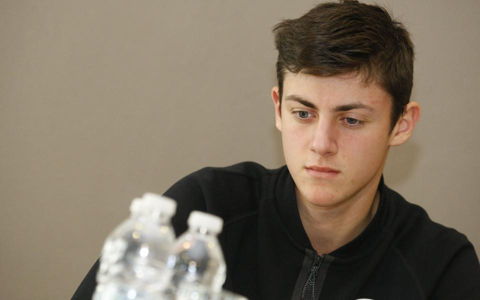 Лазаров си пожела мач с Гришо в София
