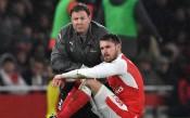 Арсенал губи звезда за мача с Ман Сити за Купата на Лигата