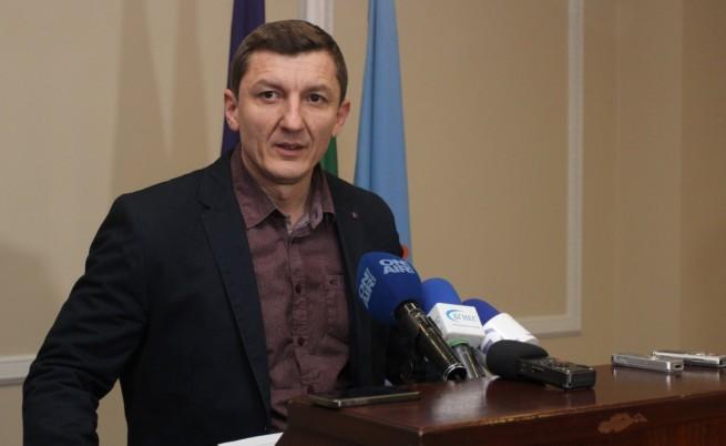 Лидерът на НПСД Орхан Исмаилов