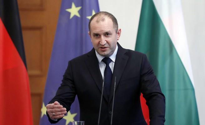 Радев: Да си българин не е участ, а чест