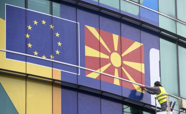 Кой поиска подялбата на Македония и още...
