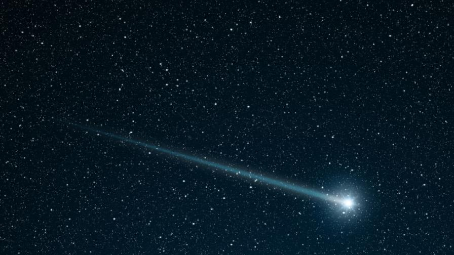 Астрономи откриха първата междузвездна комета