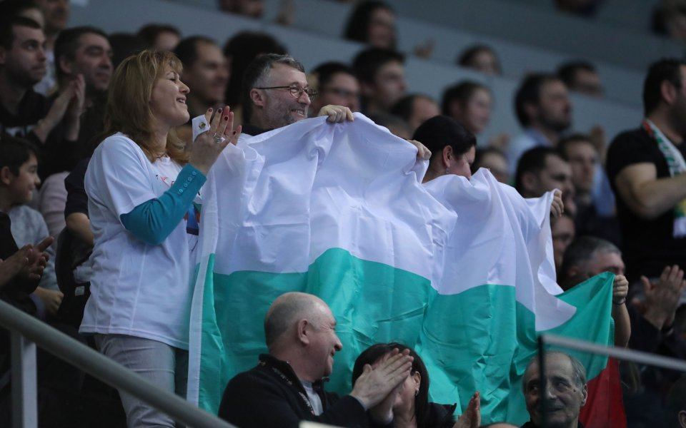 Турнирът на Гришо, турнирът на българите