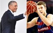 В Twitter: Обама, Везенков е страхотен!