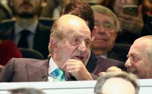 Крал Хуан Карлос ще присъства на финала в Киев